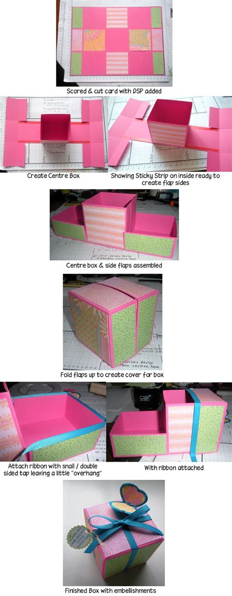 Origami Gift Box Template - 17 best images about cajas on favor boxes