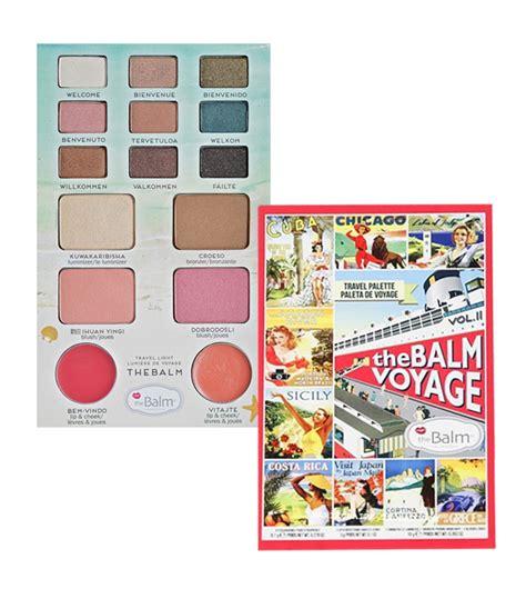 The Balm Balm comprar the balm paleta balm voyage vol 2 gt ojos