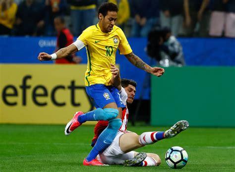 neymar world cup 2018 neymar photos photos brazil v paraguay 2018 fifa world