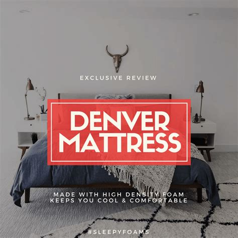 Denver Mattress Review by Denver Mattress Review Warranty And Coupons Information