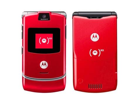 Stylish Pink Leather Nikau For The Razr V3 by Motorola Razr V3 Unlocked Flip Mobile Phone New Boxed 10