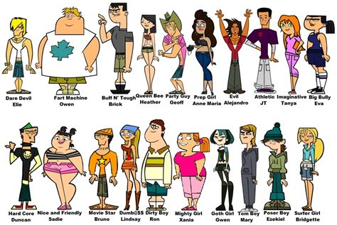 Design Your Own House Game by Alf Img Showing Gt Total Drama Reloaded Characters