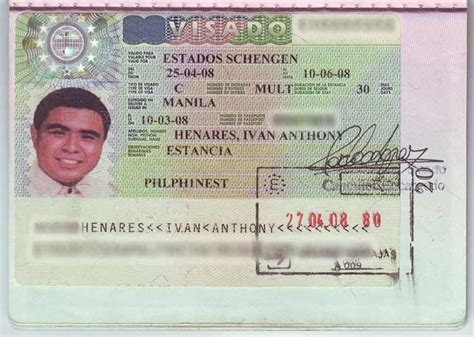 Invitation Letter For Schengen Visa Hungary Europe Applying For A Schengen Visa In The Philippines Ivan About Town
