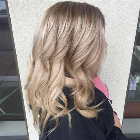 aveda institute dallas reviews hair highlights shadow root balayage lowlights gloss avedablonde