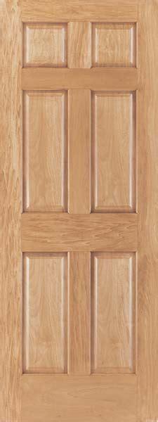 steves sons 6 panel unfinished red oak interior door oak doors 6 panel oak interior doors