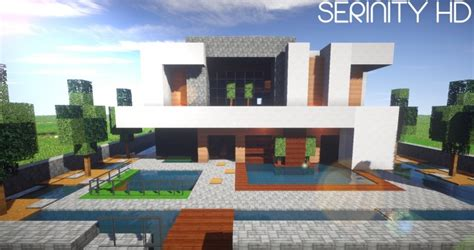 Minecraft Home Design Texture Pack Serene Hd Resource Pack 1 11 2 Texture Packs