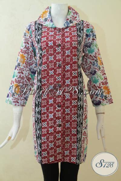 Baju Wanita Karir Berjilbab busana blus trendy motif bagus buat wanita karir masa kini baju batik berkelas kwalitas