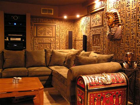 egyptian themed bedroom home theater 187 eyecit net