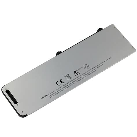 repl for apple macbook pro 15 inch a1281 a1286 battery silver 10 8v 4200mah 45wh laptop