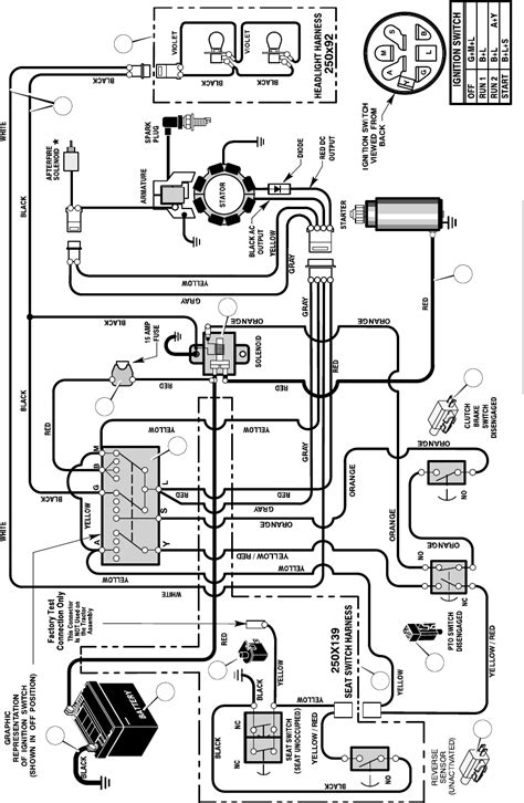 murray lawn mower solenoid wiring diagram 41 wiring