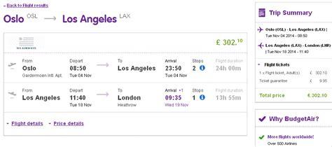 error fare  airways offer roundtrip flights  los angeles