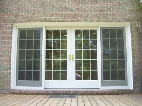 Andersen Frenchwood Gliding Patio Door 12 Andersen Frenchwood 400 Series Doormasters Inc