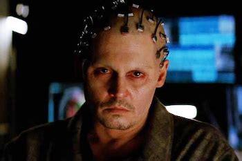 film baru johnny depp johnny depp tak terkalahkan di trailer sci fi