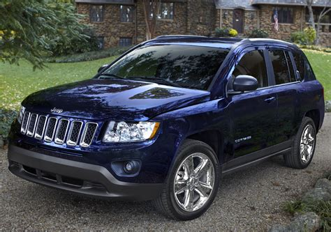 2011 Jeep Compass 2011 Jeep Compass Review Top Speed