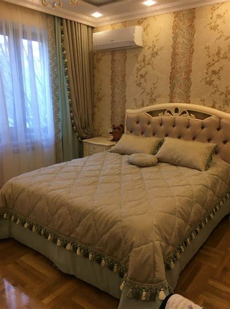 bedroom curtains    elegant  trendy options