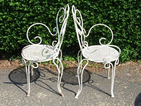 Popular Vintage Wrought Iron Patio Furniture Tedxumkc Antique Patio Furniture