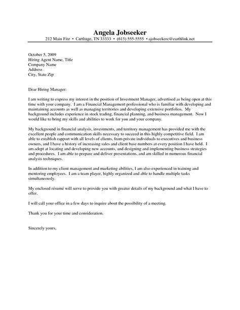 sle cover letters for openings cover letter sle search 28 images 12 volunteer letter