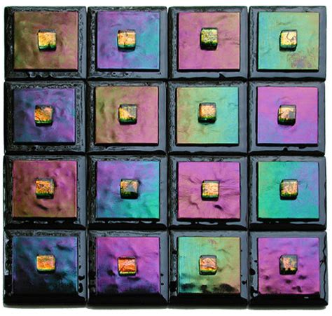 Handmade Glass Tile - contemporary glass