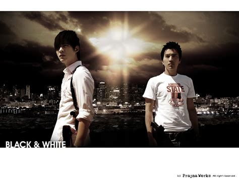 black and white drama tvadddict new drama black and white 痞子英雄 t
