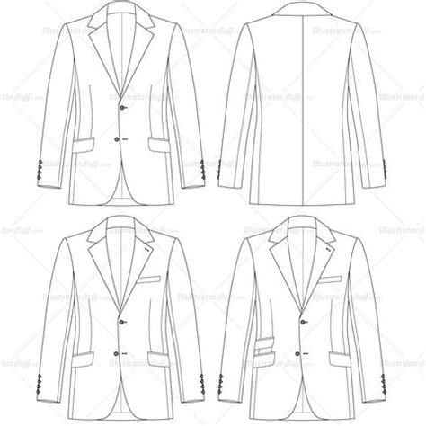 sports jacket template products tagged quot sport coat quot illustrator stuff