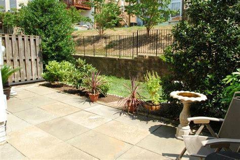 townhouse backyard triyae com townhouse backyard privacy ideas various