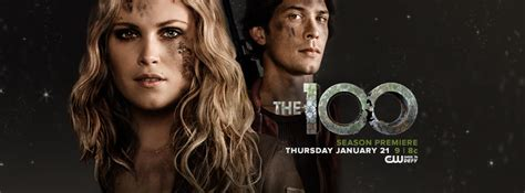 the 100 tv show season 3 premiere the 100 season 3 will clarke and bellamy share a
