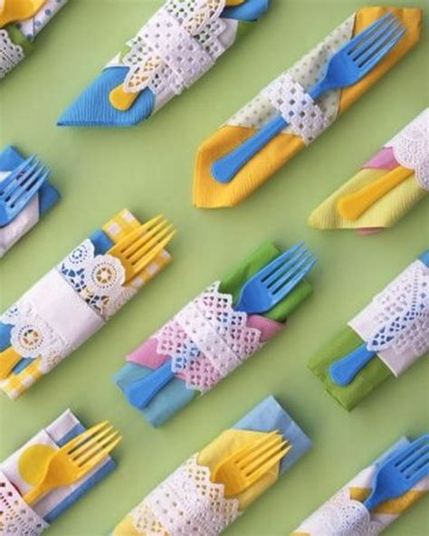 Creative Paper Folding - 30 simple and creative table napkin folding ideas