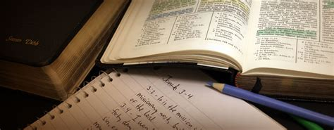 Methodical Bible Study scripture study notes on my personal scripture study