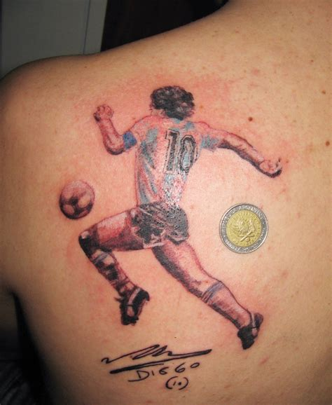 athletic tattoos designs football sports trend sheplanet