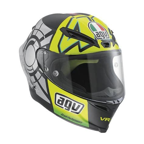 Helm Agv Winter Test Agv Corsa Valentino Winter Test 2013 Limited