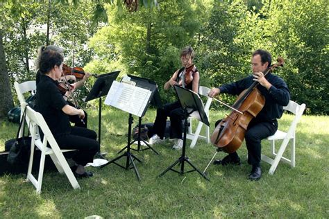 wedding ceremony quartet five great string quartets to accompany a wedding