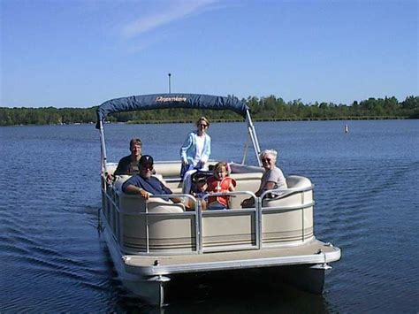 fishing boat rental princeton minnesota brainerd boat rentals breezy point marina on pelican