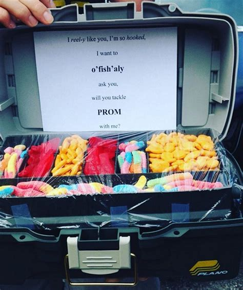 themes com ask candy tackle box prom idea crafty morning