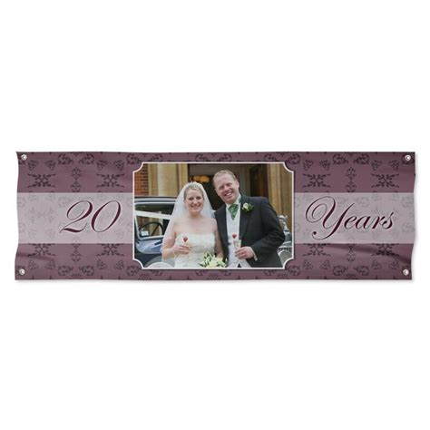 Outdoor Wedding Banner by Personalised Outdoor Banners Waterproof Colour