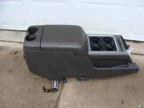 Ford F250 Center Console 11 12 13 Ford F250 F350 Length Center Console Oem