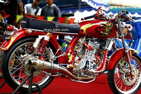 Gembok Motor Yang Bagus 51 foto gambar modifikasi motor cb 100 terbaik kontes drag