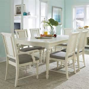 Broyhill Dining Table And Chairs Broyhill Furniture Seabrooke 7 Dining Table And Chair Set Baer S Furniture Dining 7