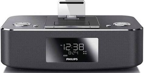 philips dc 390 dual alarm clock for iphone ipod