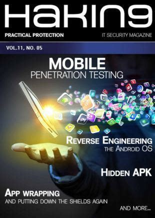 home hakin9 it security magazine