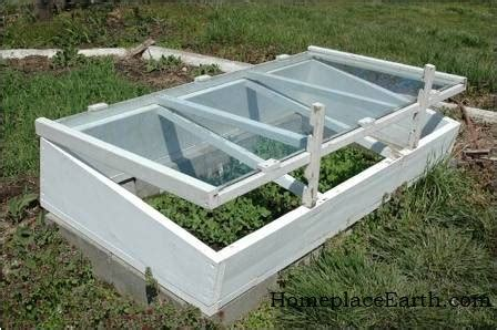 Mini Garden Inside The House Managing A Cold Frame Low Tunnel Or Mini Greenhouse
