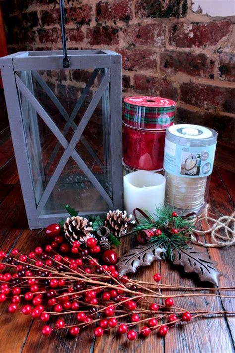 how to decorate christmas lanterns diy lantern tutorial how to decorate a lantern big s