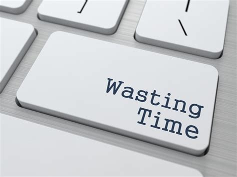 Time Waster Time by You Re Wasting Half Your Day And What To Do About It