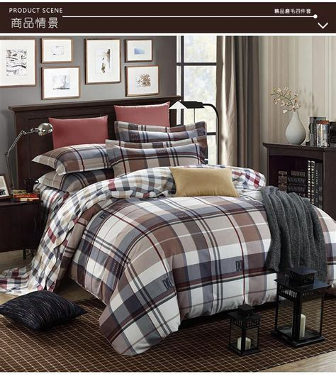 plaid boys bedding plaid bedding for boy images
