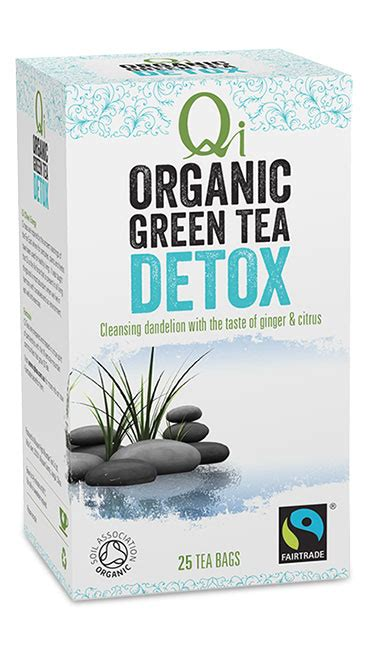 Asian Detox Tea by Organic Green Tea White Tea Shop Qi Tea Australia