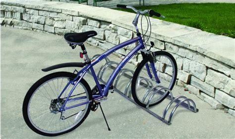 6 Bike Rack by Curve It Bike Racks Treetop Products