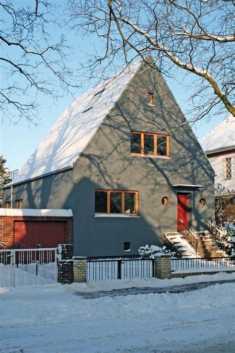 Baustil 1930 Einfamilienhaus by Warm Und Dunkel Wdvs An Haus Aus Den 1930er Jahren