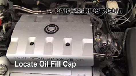 Service Manual How To Change Oil On A 2004 Cadillac