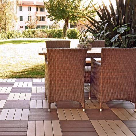 pavimento legno flottante pavimento per esterni flottante effetto legno easyplate