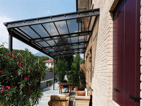 tettoie balconi tettoie per esterni per terrazzi balconi auto finestre