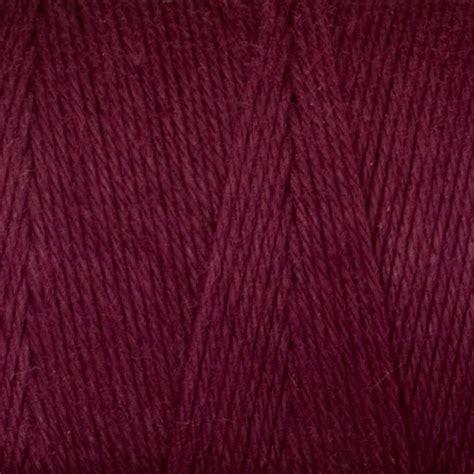 cotton rug warp cotton carpet warp 8 4 yarn color 132 brand color 84velvet halcyon yarn